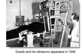 Dussik in 1946